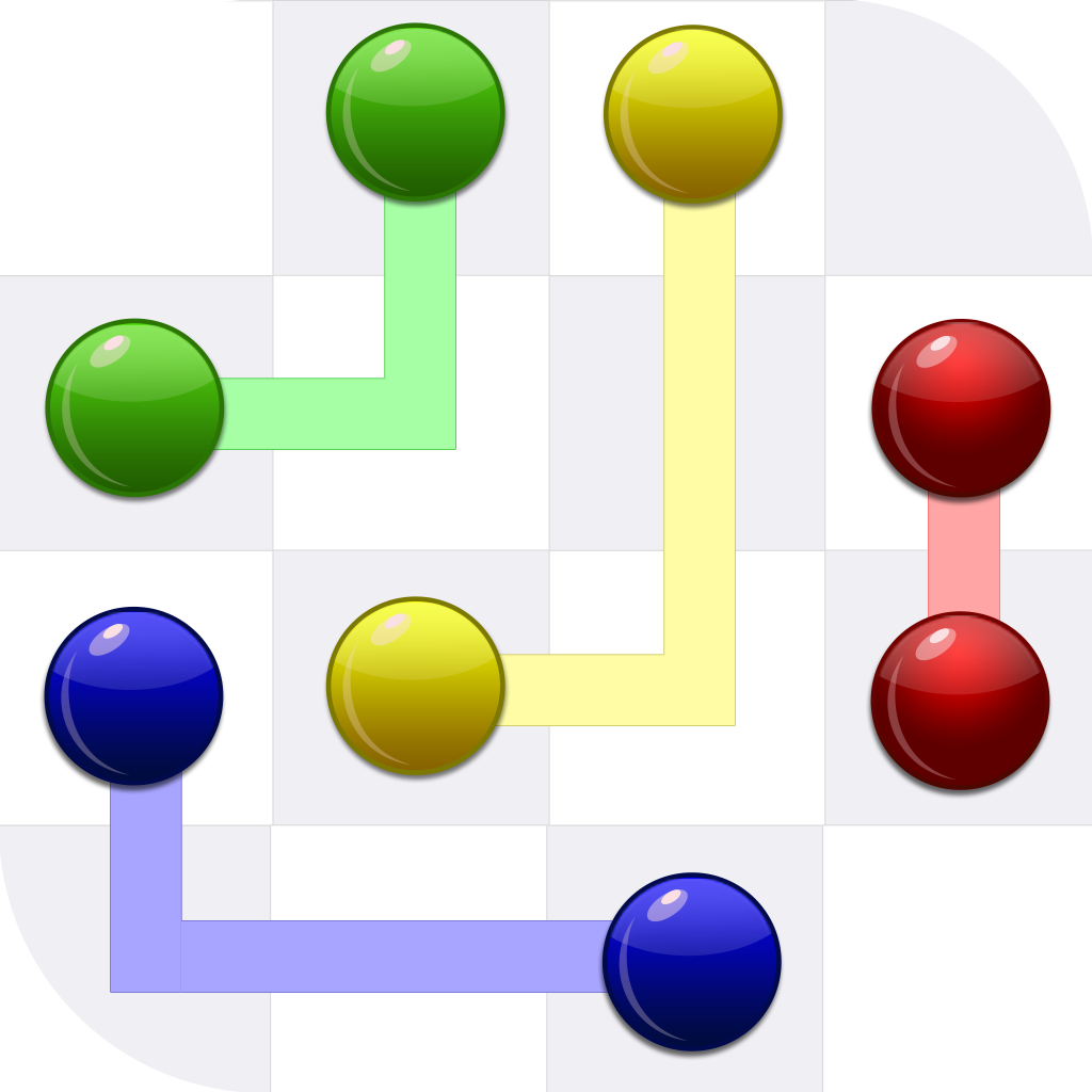 classic flow free hd game play puzzle dots connect draw line